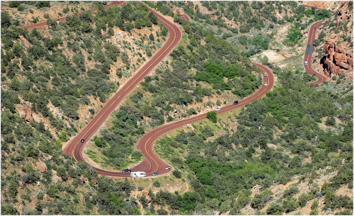 8) Zion National Park