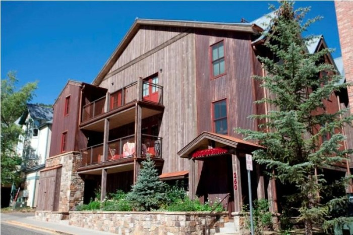 5. Penthouse by the Gondola (Telluride)