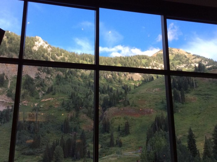 2) Aerie Restaurant and Lounge, Little Cottonwood Canyon