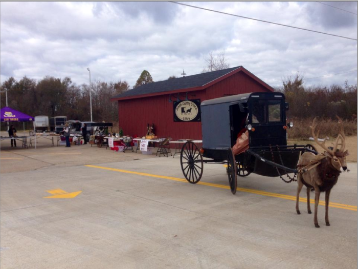 2) Amish Country Store, Mansura