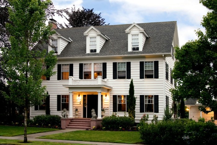 12) A'Tuscan Estate Bed and Breakfast, McMinnville