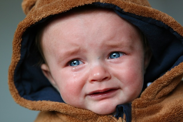 5. You can let your children see you cry