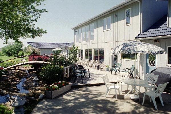 9. Barn-Bed & Breakfast Inn (Valley Falls)
