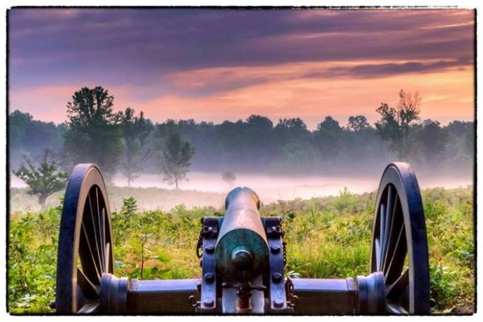 battlefield canon