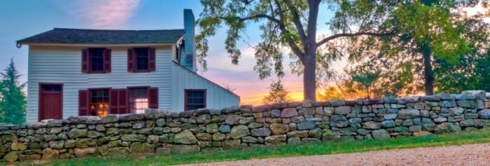 battlefield historic home