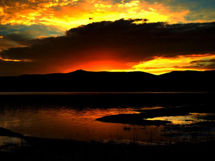 8) Bear Lake
