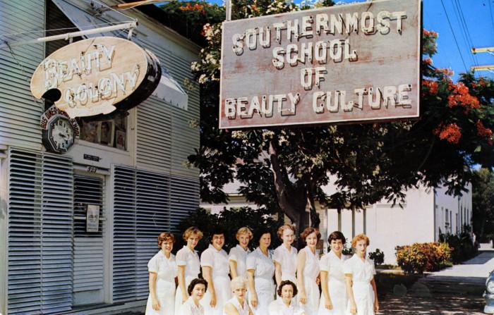 1) Beauty School Dropout?