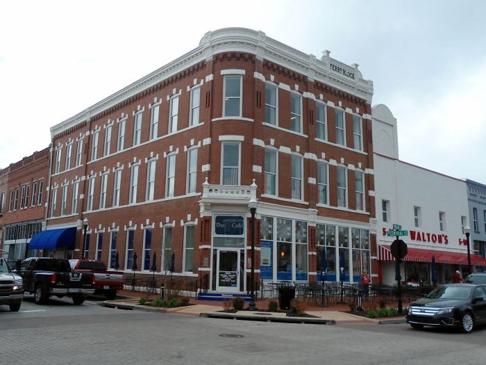 11. Bentonville, Arkansas
