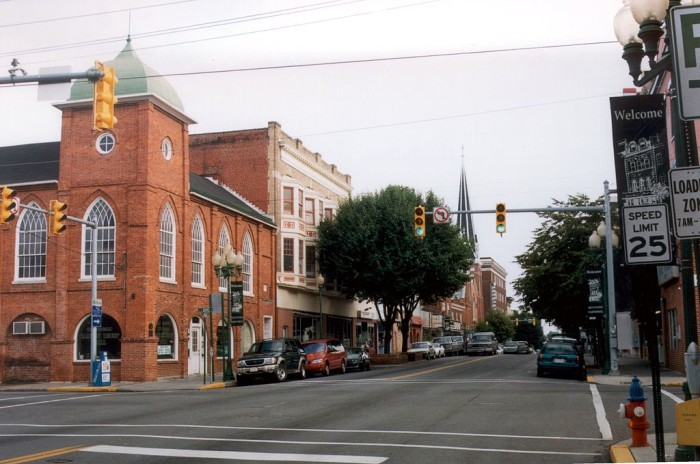 3. Berkeley is the third richest county.