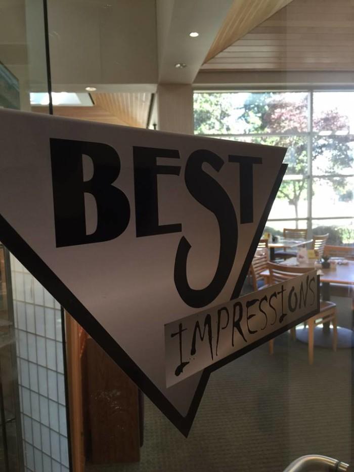 6. Best Impressions at the Arkansas Arts Center