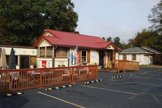 10) Big Shanty Smokehouse BBQ - 3393 Cherokee St NW, Kennesaw, GA 30144