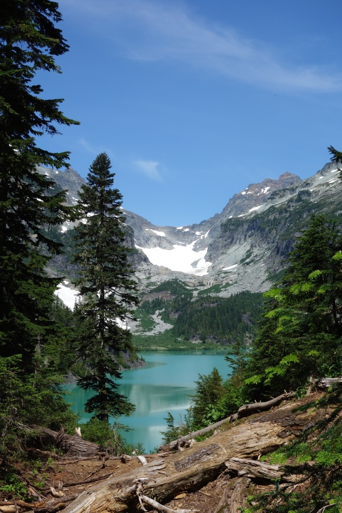 8. Blanca Lake Trail