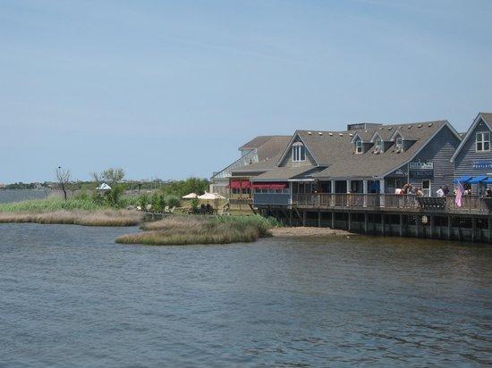 11. Blue Point Restaurant, Duck
