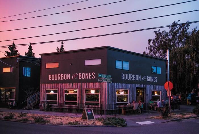 11. Bourbon & Bones, Seattle