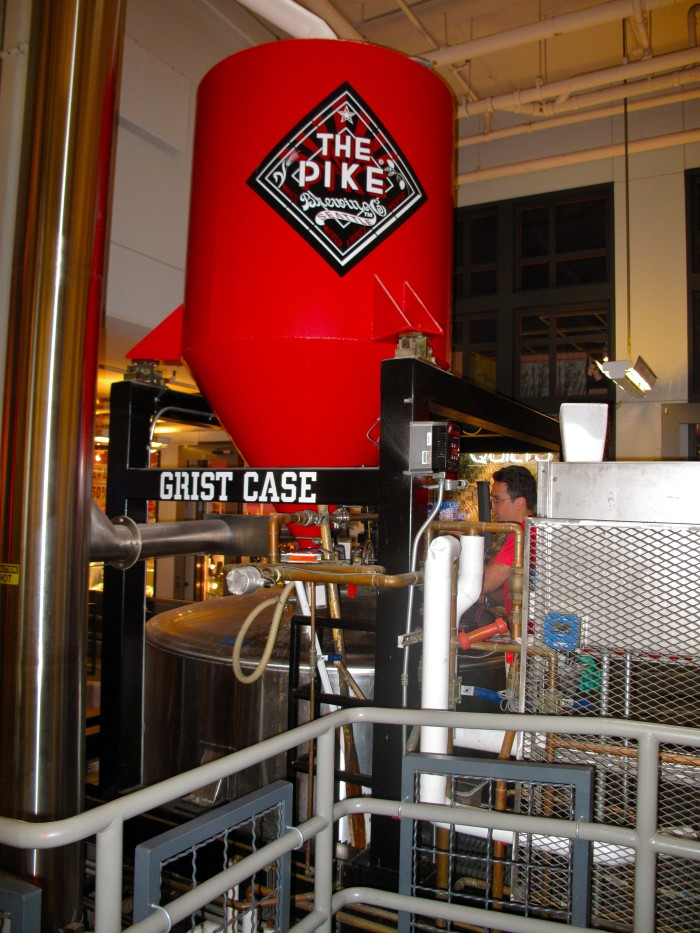 3. Hit up a brewery tour.