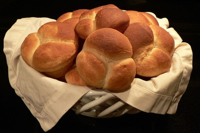 2. Brown and Serve Rolls