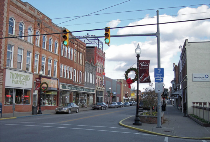 7 Amazing Historic Towns In West Virginia
