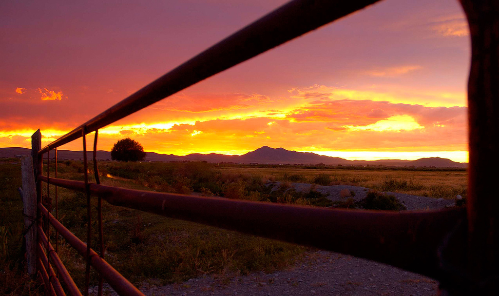 Here Are 12 Stunning Sunsets In Utah That Would Blow