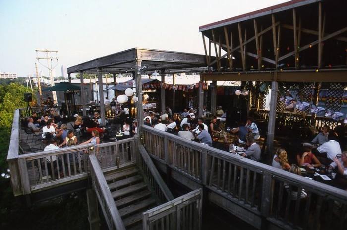 7. Cajun's Wharf