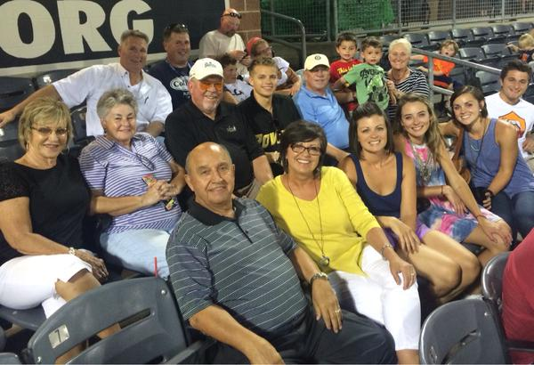 3. A West Virginia Power baseball game
