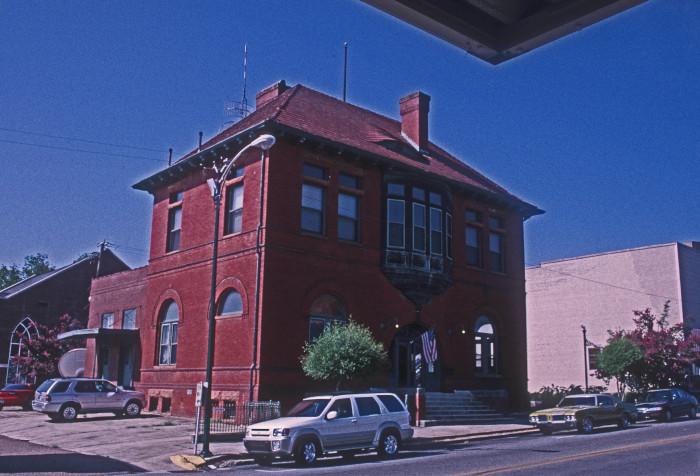 13. Old Camden Post Office