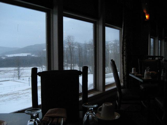 9. The Hickory Dining Room of Canaan Valley Resort in Davis