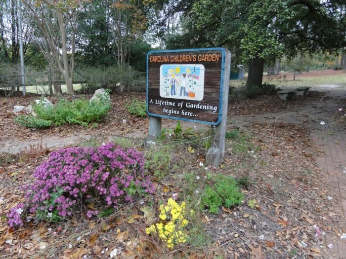 7. Carolina Children's Garden, Columbia