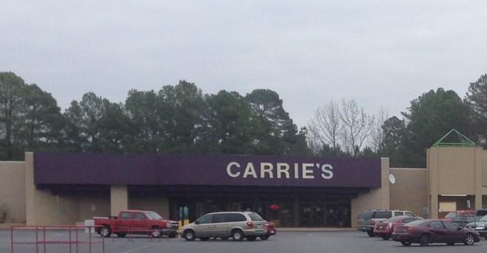 19. Carrie's Flea Market