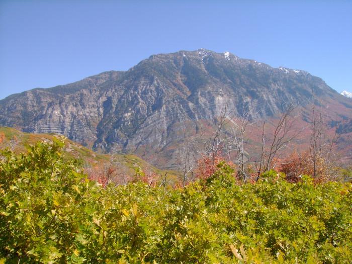 20) Cascade Mountain