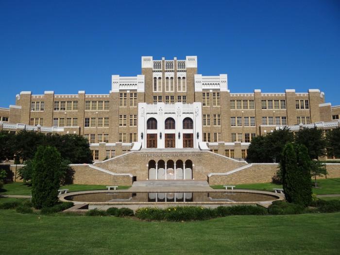 5. Little Rock Central High School