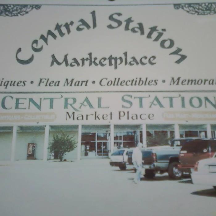 3. Central Station Marketplace
