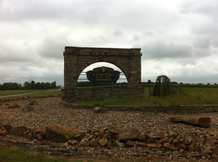 8. Chateau Aux Arc Vineyards & Winery
