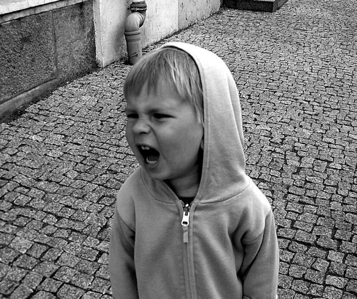 4. Tolerating Disrespect From Children