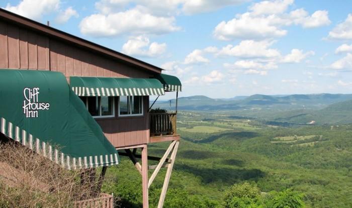 1. Cliff House Restaurant