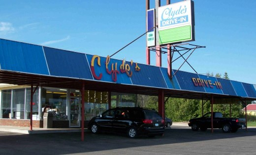 9) Clyde's Drive-In, St. Ignace