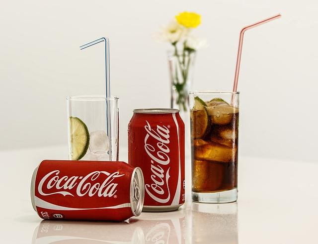 10. If it's Pepsi, it's Coke. If it's Dr. Pepper, it's Coke. If it's carbonated, it's Coke. Get it?