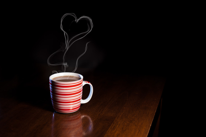 8. If you like coffee, you'll be happy to hear we can make you a great cup!