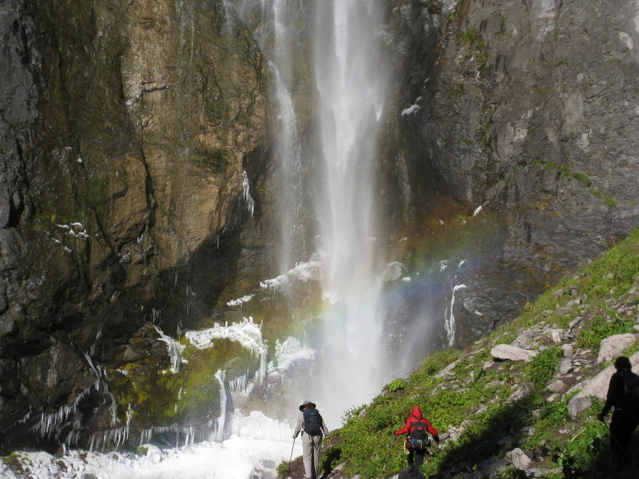 1. Comet Falls Trail
