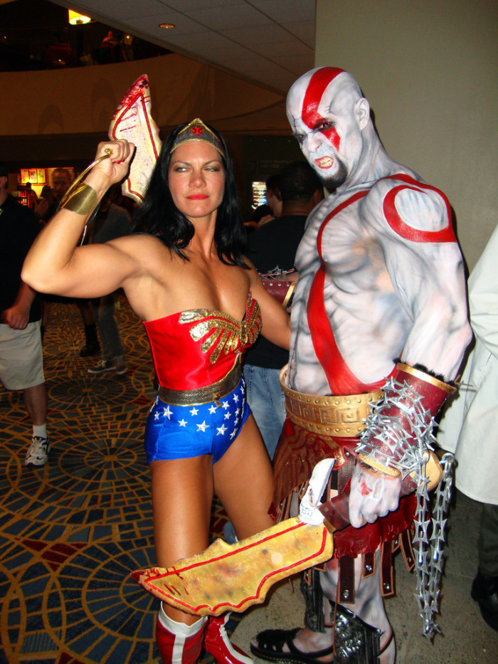 5) When your parents had better costumes than you…