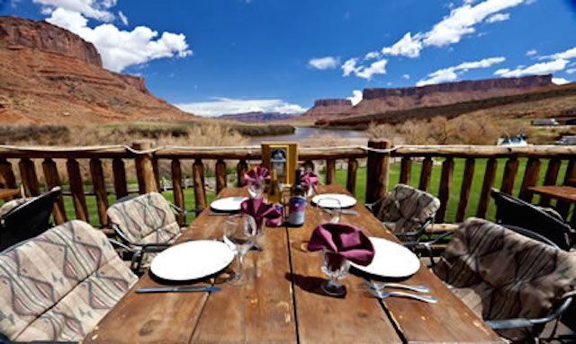 12) Cowboy Grill at Red Cliffs Lodge, Moab