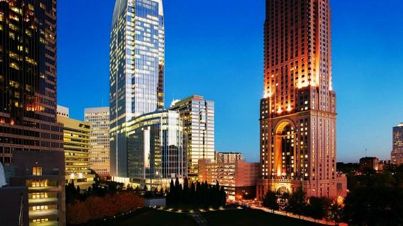 2) Four Season Hotel- 75 14th St NE, Atlanta, GA 30309