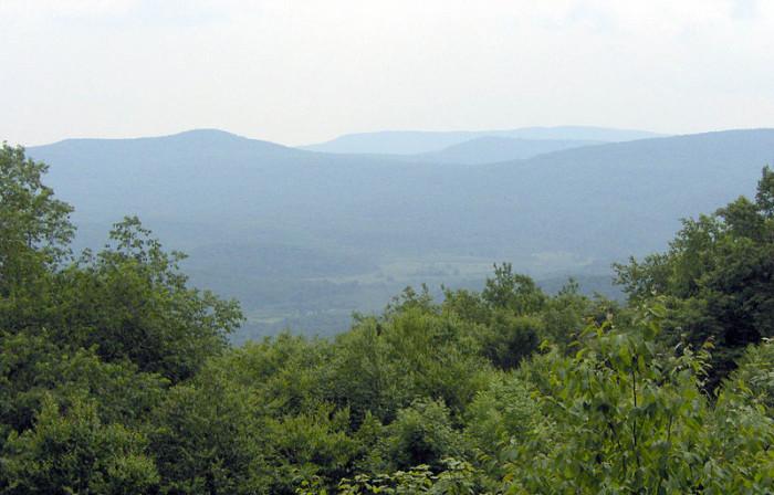 6. Cranberry Wilderness Loop