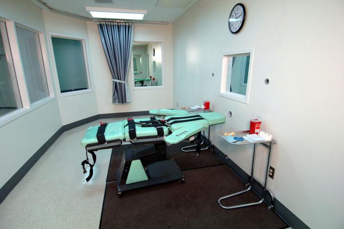When Nebraska banned the death penalty