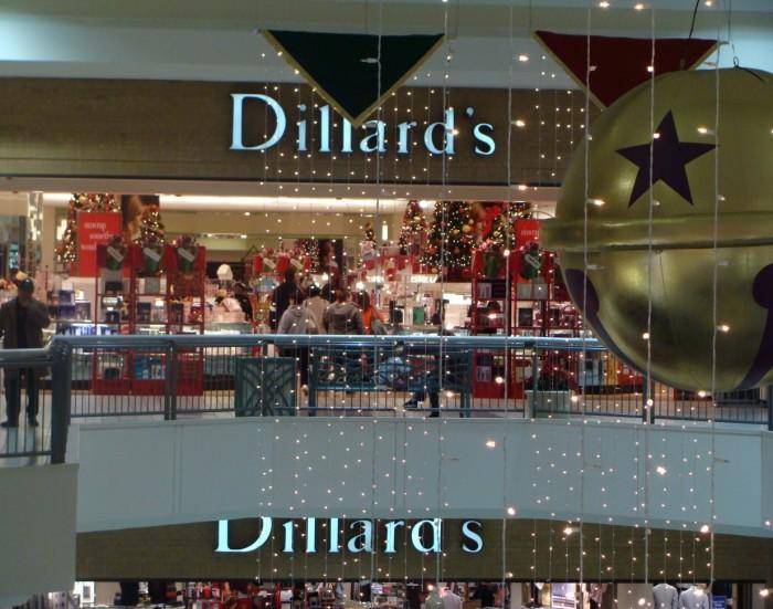 3. Dillard's Department Stores