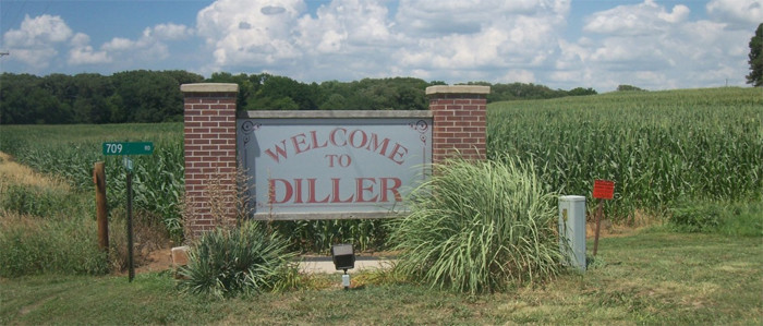 Diller, Jefferson County