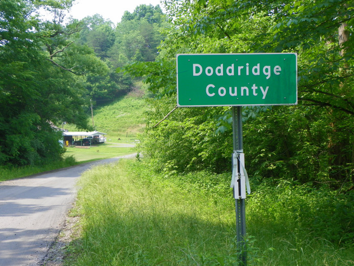 9. Doddridge County