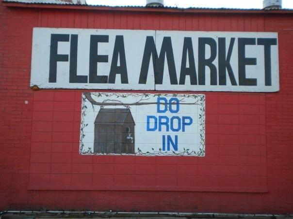 13. Do-Drop-In Flea Market