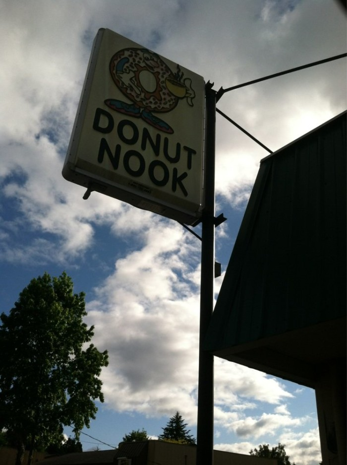 9. Donut Nook, Vancouver