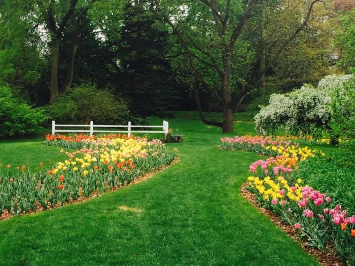 Gentil 5) Dow Gardens, Midland