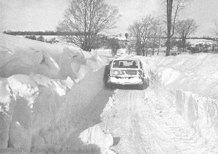 We'll Drive Through Snow Higher Than Our Cars